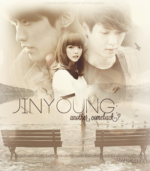 Jinyoung: Another Comeback? - b1a4 jinyoung you lay - main story image